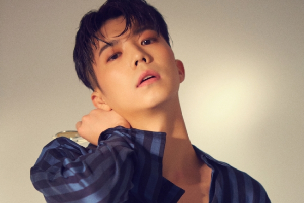 [Photo News] 2PM's Wooyoung looking for 'realistic love'