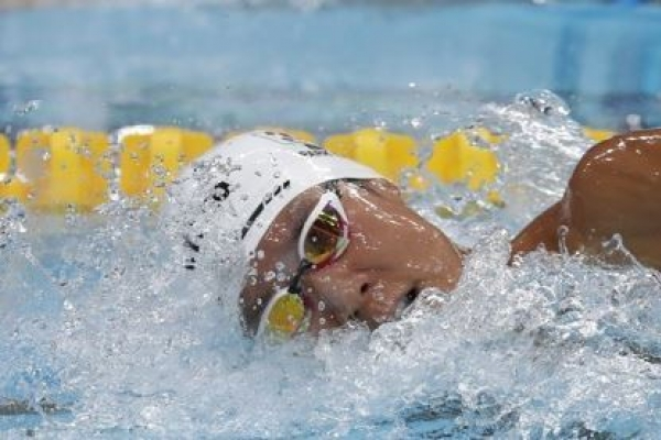 Park Tae-hwan wraps up swimming worlds without medal