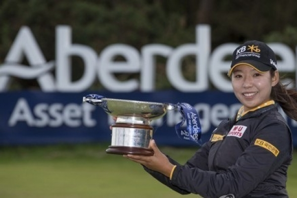 Korean Lee Mi-hyang rallies for 2nd LPGA win in Scotland