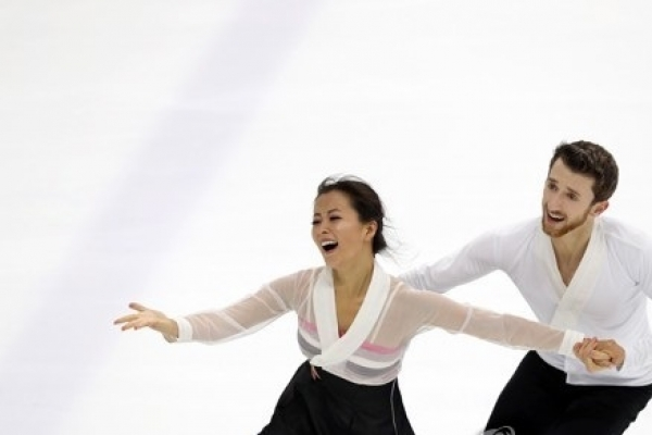 US-born ice dancer acquires Korean passport