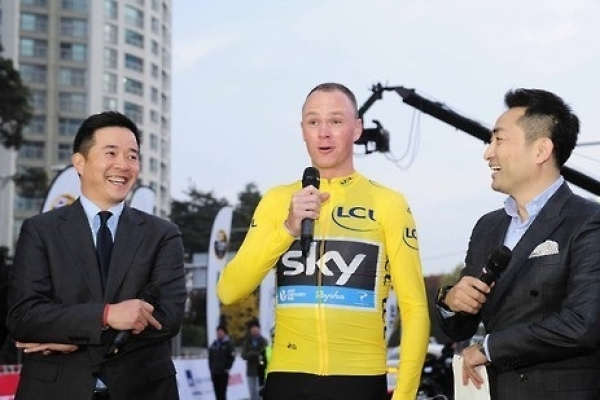 Tour de France champion Chris Froome to visit Korea