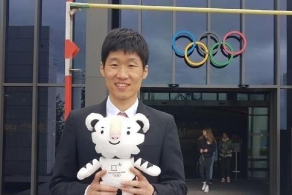 Football legend Park Ji-sung to be named honorary ambassador for PyeongChang 2018