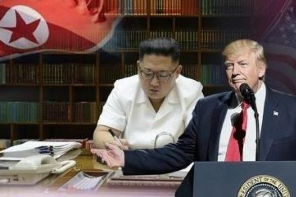 Trump signs N. Korea, Russia, Iran sanctions into law