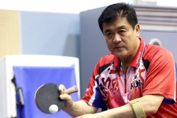 Chinese table tennis coach for Korea says women's team lacks ace