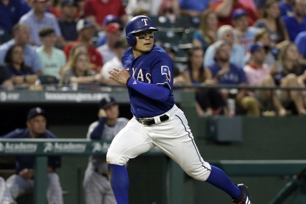 Choo reaches base 5 times, Rangers beat Mets 5-1
