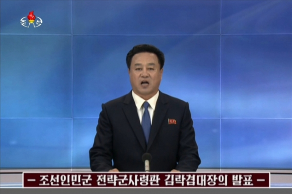 North Korea threatens 'enveloping fire' with four missiles around Guam