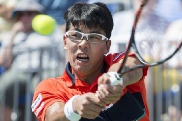 Chung Hyeon cracks top 50 in men's tennis world rankings for 1st time