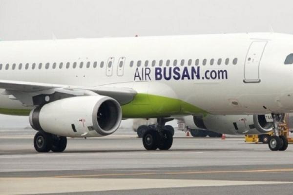Air Busan adds A321-200 to fleet