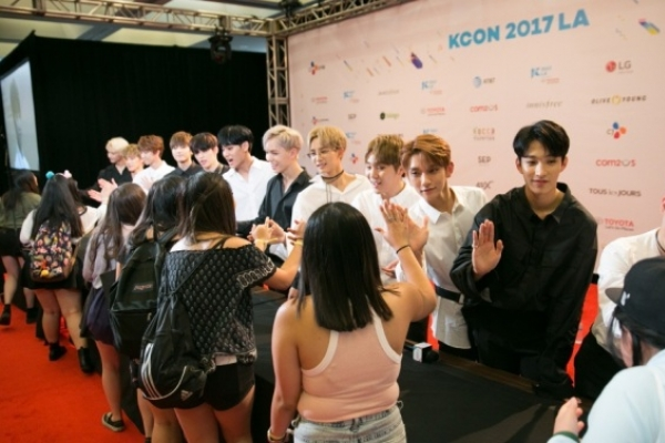 2017 KCON Los Angeles draws 80,000 K-pop fans: organizer