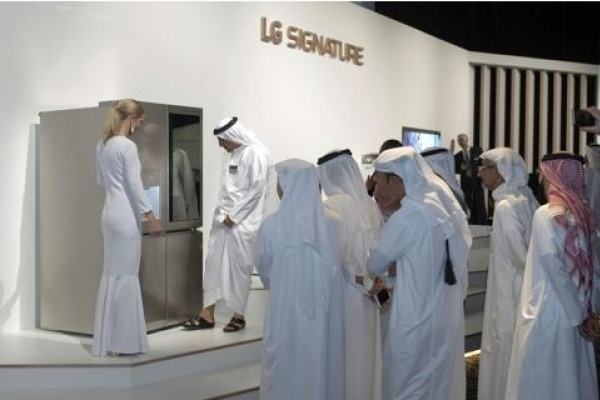 LG to expand overseas release of premium home appliances