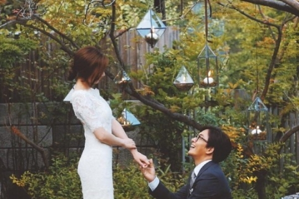 Celebrity couple Bae Yong-joon, Park Soo-jin expecting second baby