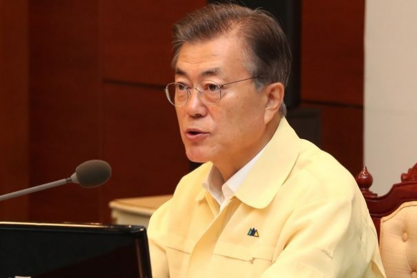 Moon orders publication of white paper on egg scandal