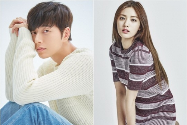 Actor Park Hae-jin to star in new drama with singer-turned-actress Nana