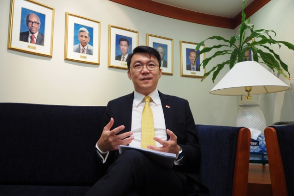 [Herald Interview] Planning for smart, sustainable future with Singapore