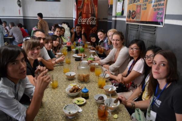 Students eye Indonesia as new career horizon