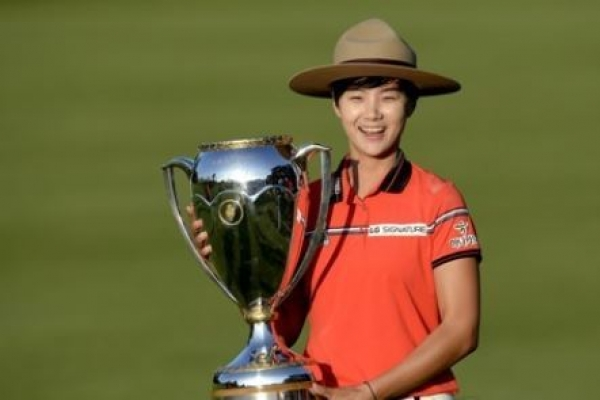 LPGA rookie sensation reaches career-high in world rankings
