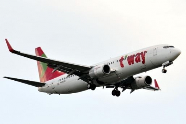 T'way Air to add route to Bangkok in Oct.