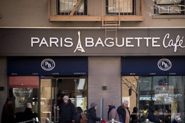 Korea's Paris Baguette to open more stores in US