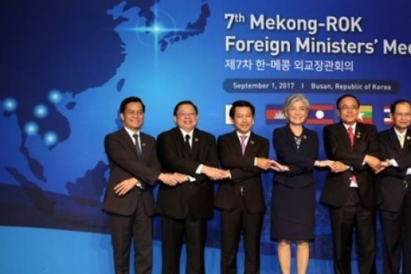 Korea, 5 Mekong nations agree to widen cooperation