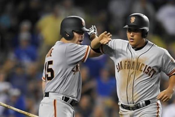 San Francisco Giants designate Hwang Jae-gyun for assignment: report