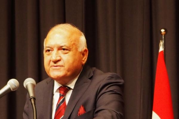'Turkey, lasting bulwark against global terrorism, extremism'