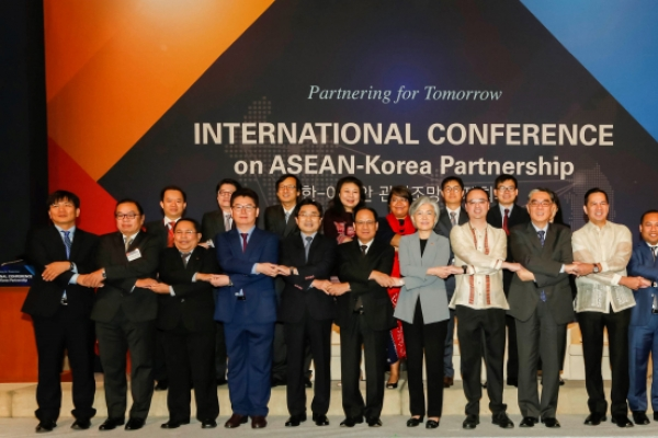 'ASEAN, Korea pave way for prosperous, secure future'