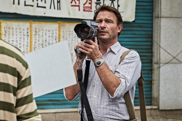 'A Taxi Driver' submitted to the Academy for Best Foreign Language Film