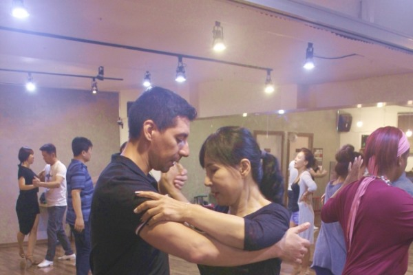 The unspoken language of tango
