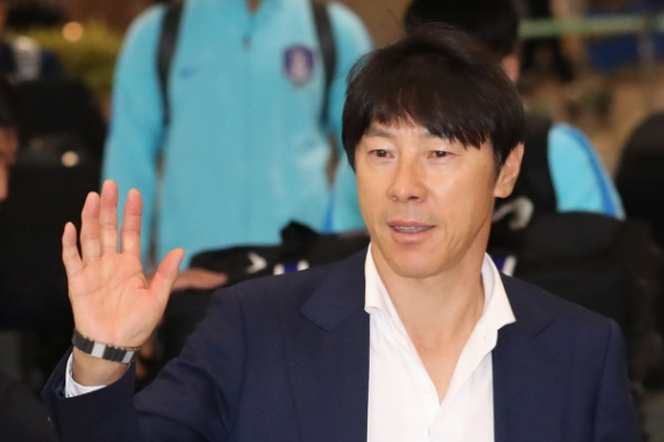 After World Cup qualification, S. Korea coach vows to play attacking football