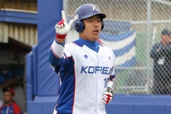 Korea finishes runner-up at U-18 Baseball World Cup