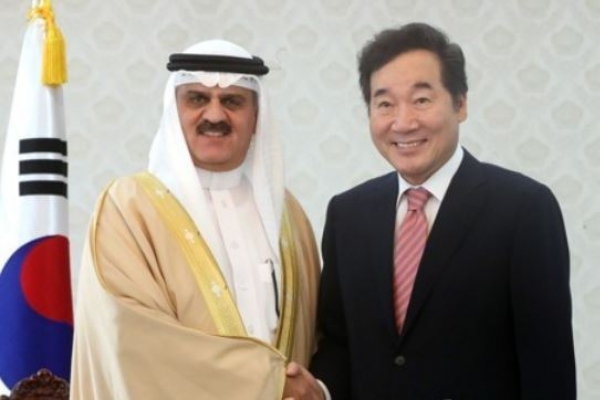 PM meets with Bahrain's parliamentary speaker