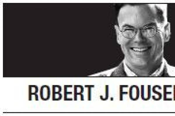 [Robert J. Fouser] Korea and the world in 2100