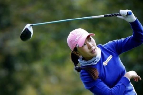 Koreans' charge falls short at LPGA season's final major