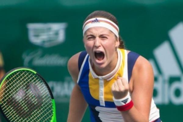 French Open chamipon Ostapenko wins in Korea