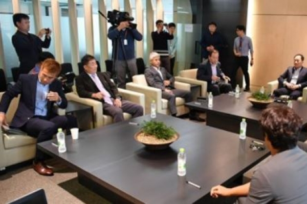 Korea to offer Hiddink official position on natl. football team