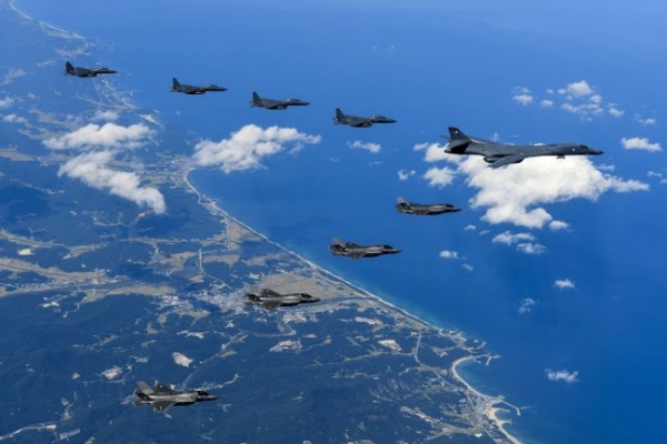 NK failed to detect US warplanes off east coast: NIS
