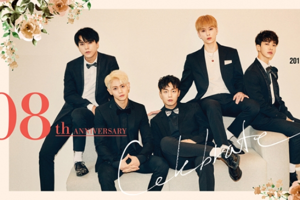 Highlight to 'Celebrate' 8th anniversary