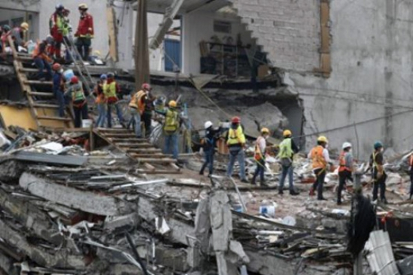 Korea to offer $1m worth of humanitarian aid to quake-hit Mexico