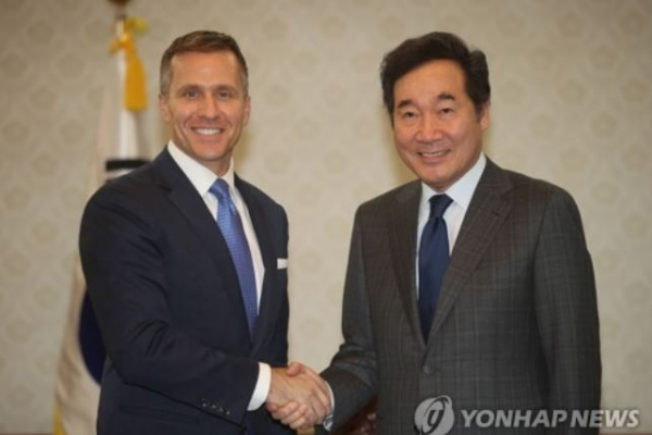 PM meets with Missouri governor, discusses ways to bolster all-round cooperation