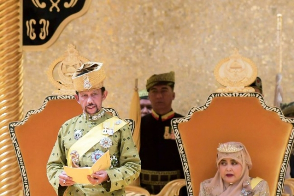 [Photo News] Golden Jubilee of Sultan Hassanal Bolkiah of Brunei