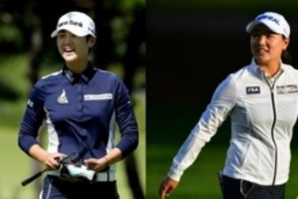 Top three LPGA players take battle to Korea