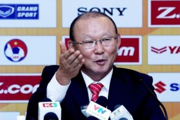 Korean football coach vows to make Vietnam top team in Southeast Asia
