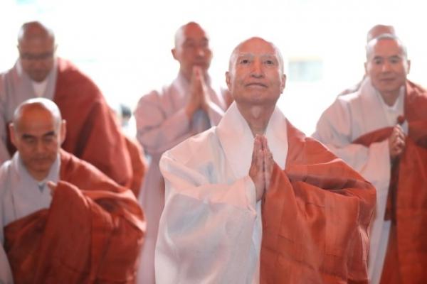 Ven. Seoljeong elected to head Jogye Order