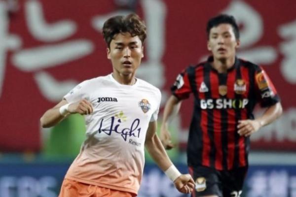 Korean midfielder completes move to UAE's Shabab Al Ahli Club