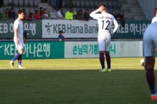 Korea fall out of top 60 in Oct. FIFA rankings