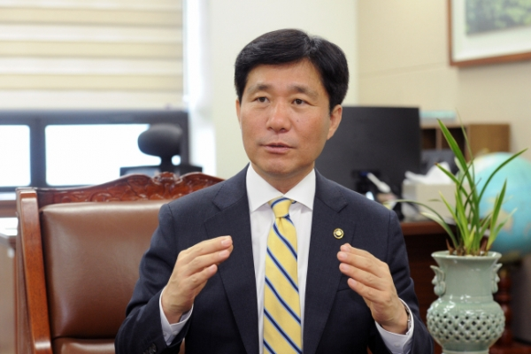 [Herald Interview] 'Korea should take leadership in the world intellectual property sector'