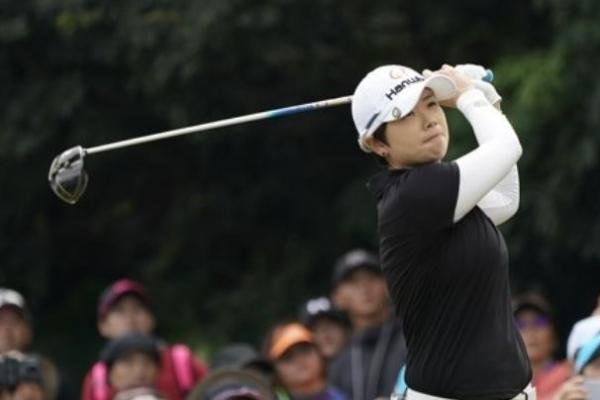 Korean Ji Eun-hee captures 1st LPGA win in 8 years