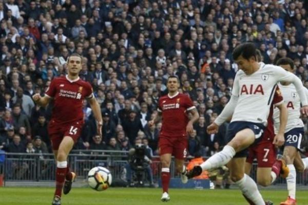 Tottenham's Son Heung-min scores 1st EPL goal of season