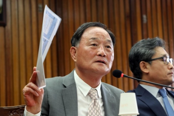 S. Korean football technical director grilled in parliamentary audit over Hiddink issue