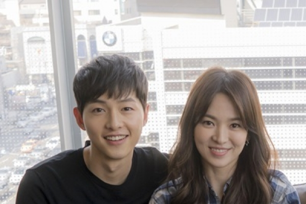 Song couple completes wedding preparations